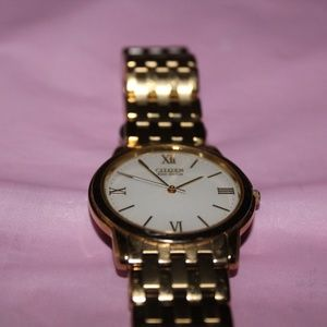Citizen gold watch